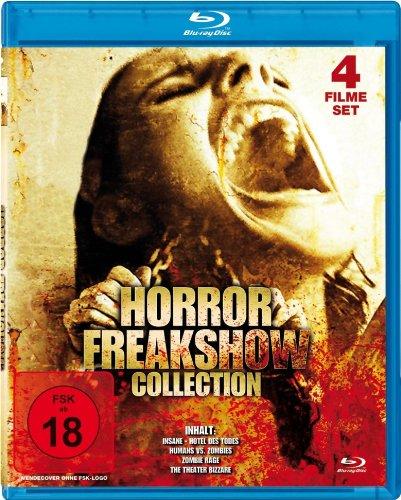 Bild von Horror FreakShow Collection [Blu-Ray]