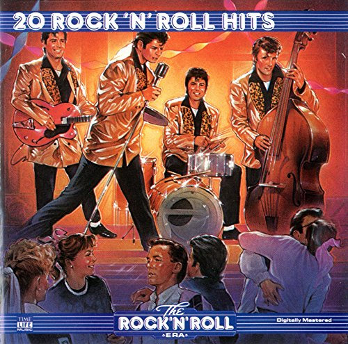 Time Life Rock 'n' Roll Era : 20 Rock'n'Roll Hits - Roll ' Cd Era N Time-life-rock