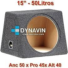 Caja acústica universal para subwoofer de 8