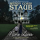 Front cover for the book Nine Lives: A Lily Dale Mystery by Wendy Corsi Staub