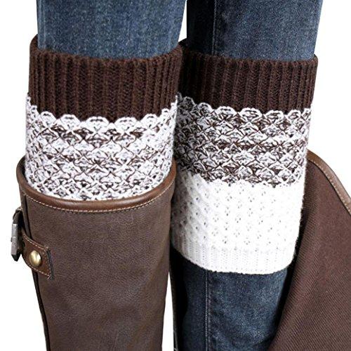 Transer Damen Stulpe One size Gr. One size, (Boots High Knee Womens Red)