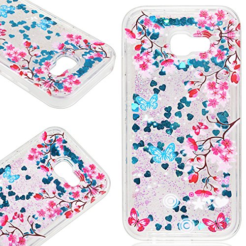 smartlegend-samsung-a5-2017-casesoft-liquid-crystal-quicksand-crystal-moving-bling-glitter-silicone-