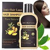 Haarshampoo, Anti-Haarausfall, Anti Haarverlust Haar-Pflegeshampoo, Haar...