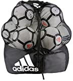Best adidas Womens Gym Bags - adidas Women's Stadium Ball Bag, Black/White, One Size Review