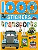 1000 stickers transports...