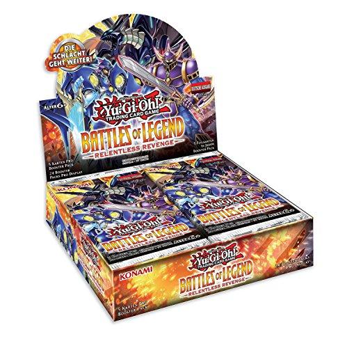 Yu-Gi-Oh!Battles of Legend: Relentless Revenge - Booster Pack Display [Andere Plattform ] -
