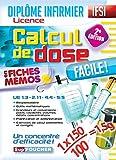 Calcul de dose facile - Diplôme d'état infirmier - IFSI - 2e édition (French Edition)