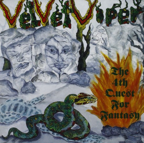 Velvet Viper: 4th Quest for Fantasy (Audio CD)