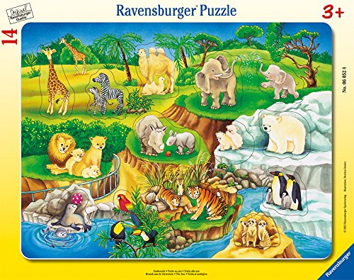 Ravensburger-06052-Zoobesuch