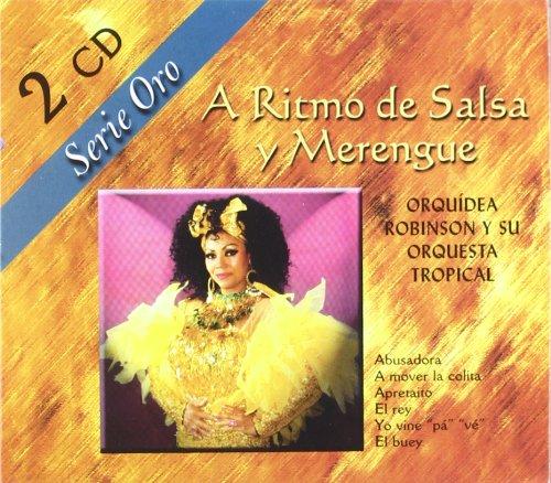 orquidea-robinson-y-su-orquesta-tropical