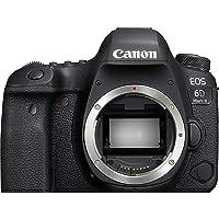 (Renewed) Canon EOS 6D Mark II 26.2MP Digital SLR Camera Body