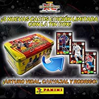 Adrenalyn XL Tin Box (Caja Metálica) 2018/19 panini 2019