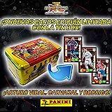 Adrenalyn XL Tin Box (Caja Metálica) 2018/19 panini 2019