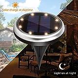 Bodenleuchten, 8 Led Solarlampen Solarleuchte...Vergleich