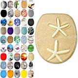 High Quality Toilet Seat Sea Stars | Great range of colorful toilet seats | Stable Hinges | Easy to mount