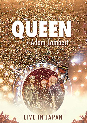 Queen & Adam  Lambert - Live In Japan Summer Sonic 2014 (2 Blu-Ray) [Edizione: Giappone]