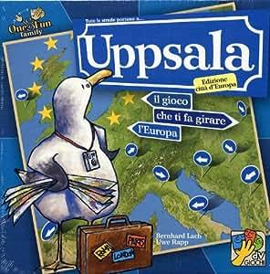 UPPSALA - Edizione citta' d'Europa