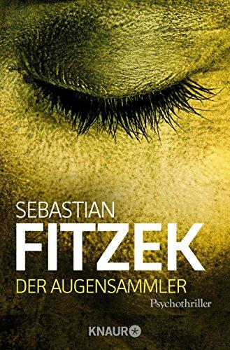Buchcover Der Augensammler: Psychothriller
