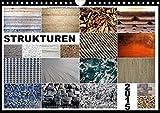 Strukturen (Wandkalender 2015 DIN A4 quer): Strukturen, Oberflächen, Muster, Materialien (Monatskalender, 14 Seiten)