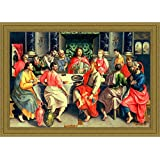 THE LAST SUPPER OF JESUS CHRIST, 100% VALUABLE FOR PRICE ,THE WORLD MOST WANTED ANTIQUE PAINTING BY ITALIAN ARTIST RAPHAEL PAINTED IN THE 15TH CENTUARY AND WAS SCHEDULED BY LEONARD DE VINCE IN THE 13TH CENTURY YOU WILL REALLY LOVE THIS OF THE FOBULOUS LOO