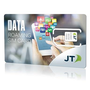 SIM für über 110 Länder