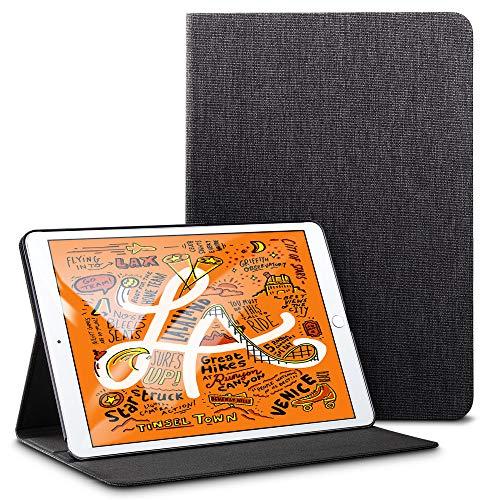 """ESR Hülle kompatibel mit iPad Mini 5 2019 7.9 Zoll - Ultra dünnes Smart Case Cover mit Auto Schlaf-/Aufwachfunktion - Kratzfeste Schutzhülle für iPad 7.9"""" 2019 - Charcoal"""