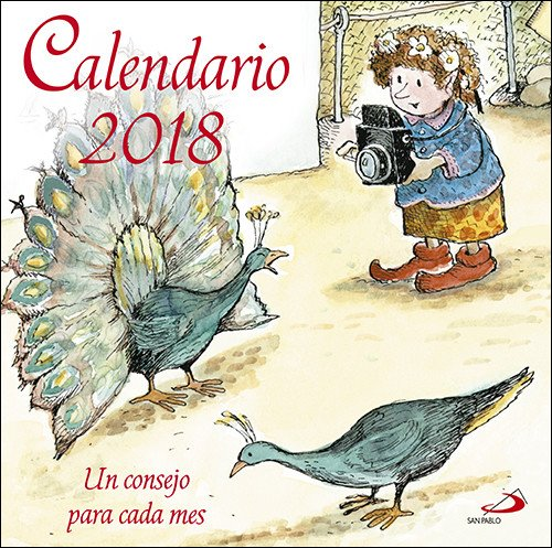 Calendario Un consejo para cada mes 2018 (Calendarios y Agendas)