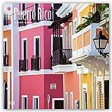 Puerto Rico 2018 - 18-Monatskalender mit freier TravelDays-App: Original BrownTrout-Kalender [Mehrsprachig] [Kalender] (Wall-Kalender) - BrownTrout Publisher