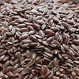 5 kg Leinsaat Lausitzer Leinsamen gereinigt ohne Zusatzstoffe kostenloser Versand