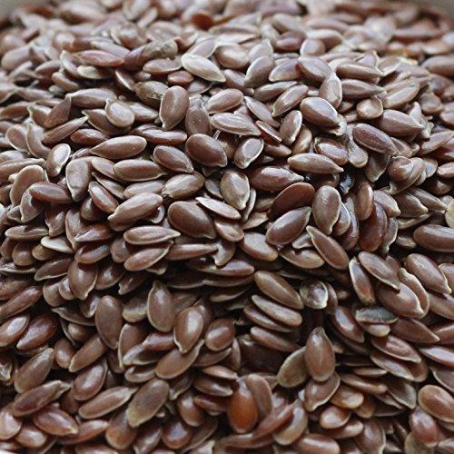10 kg Leinsaat Lausitzer Leinsamen gereinigt ohne Zusatzstoffe kostenloser Versand -