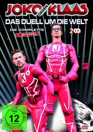 Joko gegen Klaas - Das Duell um die Welt: Die komplette erste Staffel [2 DVDs] (Dvd-duell)
