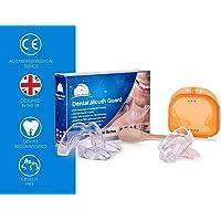 Paradenti per la macinazione dei denti, 4 protezioni per la rettifica dei denti nel Regno Unito, consigliato dai…