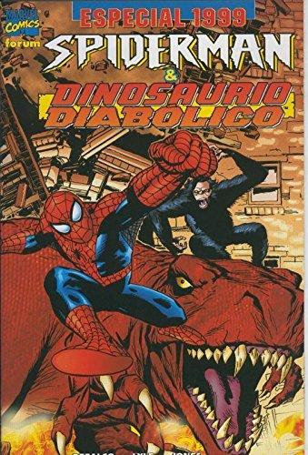 Spiderman & Dinosaurio Diabolico: especial 1999
