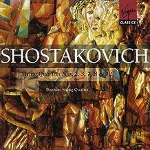 Streichquartette von Schostakowitsch