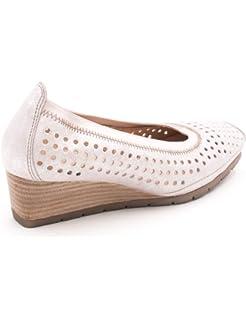 Hispanitas HV86779, Damen Sneakers , Silber silberfarben