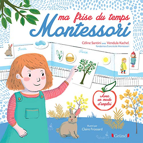 Ma frise du temps Montessori