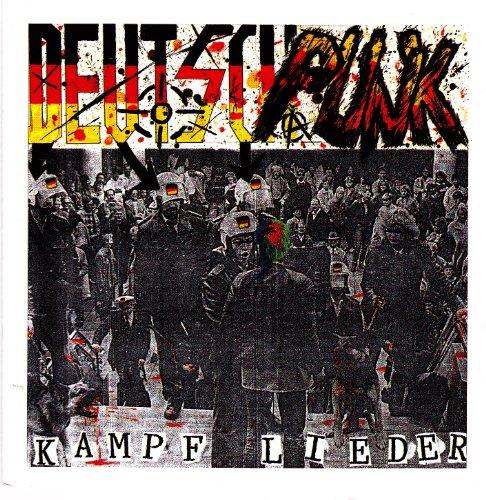 Deutsch Punk Kampflieder 1982 - 1986
