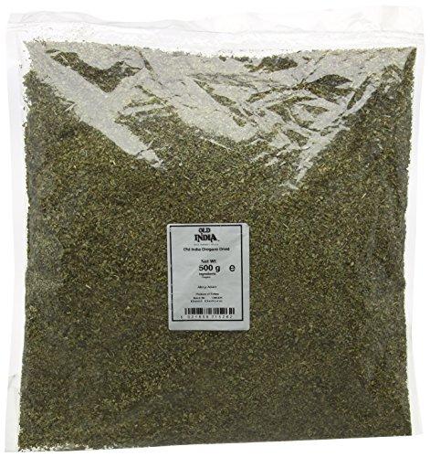 Old India Oregano Dried 500 g