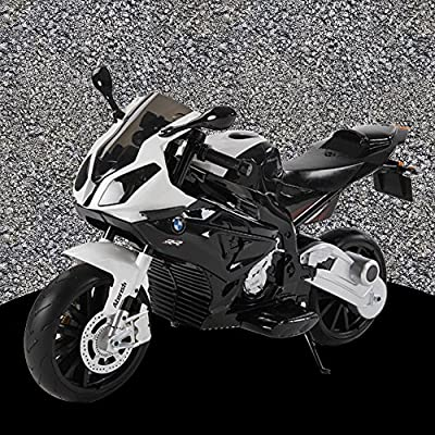Bmw S1000RR Licensed Kids Ride On 12v Motorbike Children's Battery Bike Car Cars - The Great Gift For Your Children.