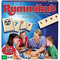 PRESSMAN - The Original Rummikub Fast Moving Rummy Tile - 1 Game