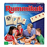 Pressman 0400-06D Rummikub, Brown, 1 Pack