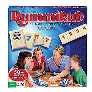 PRESSMAN – The Original Rummikub Fast Moving Rummy Tile – 1 Game