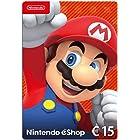 Nintendo eShop Carta regalo 15 EUR - Codice download