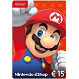 Nintendo eShop Carta regalo 15 EUR - Codice download