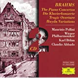 Brahms: The Piano Concertos; Tragic Overture; Haydn Variations (2 CD's)