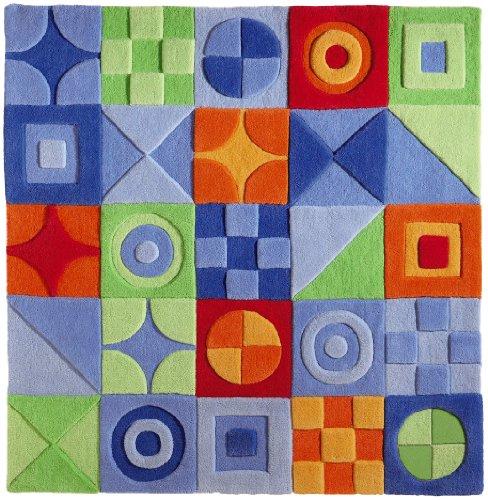 Preisvergleich Produktbild Haba 8091 - Teppich Kleinkariert