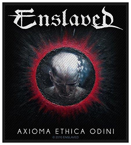 Targhetta Enslaved Axioma Ethica Odini | 2514
