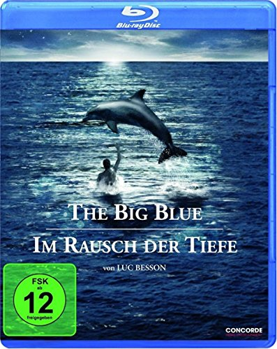 Bild von The Big Blue - Im Rausch der Tiefe [Blu-ray]