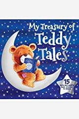 My Treasury of Teddy Tales (My First Treasury) Hardcover