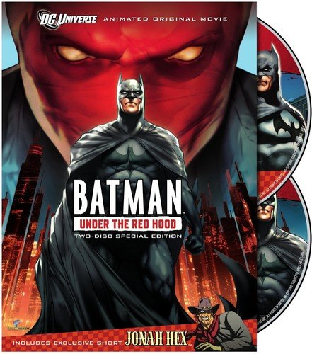 Bild von Batman: Under The Red Hood (2pc) / (Spec Ecoa) [DVD] [Region 1] [NTSC] [US Import]